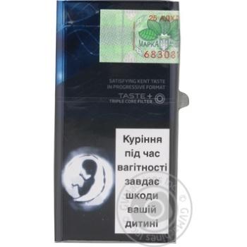 Цигарки Mode Blue Kent - купить, цены на Novus - фото 2