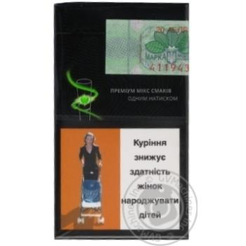 Сигареты Bond Street Premium Mix 20шт - купить, цены на Фуршет - фото 3