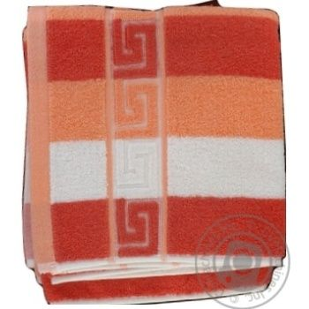 Lorenzzo Story Towel 50х90cm - buy, prices for MegaMarket - image 1
