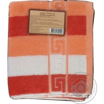 Lorenzzo Story Towel 50х90cm - buy, prices for MegaMarket - image 2