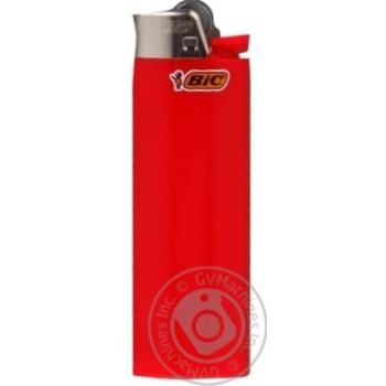 Зажигалка Bic J26 макси - купить, цены на Ашан - фото 1