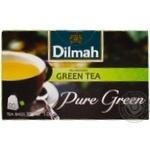 Чай зелений Dilmah в пакетиках 20шт*1,5г