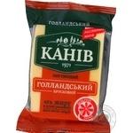 Сыр Канев Голландский твердый 45% 160г