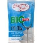 Засіб для миття посуду Eco Line Bio Active Сода-ефект 450мл