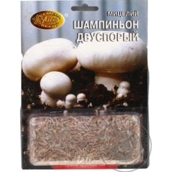Міцелій зерновий Печериця двохспорова ТМС Алекс 250 мл - купить, цены на Novus - фото 1