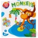 One two fun Touch the Monkey Game 4+