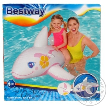 Toy Bestway to rest 157х94сm - buy, prices for Novus - image 1