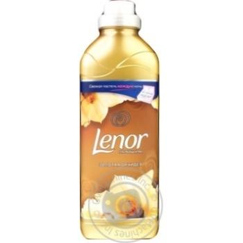 Кондиционер для белья Lenor Золотая Орхидея 930мл