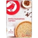 Крупа пшеничная Ашан Артек 280г