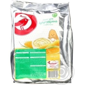 Каша Ашан кукурудзяна для дітей з 4 місяців 200г - купити, ціни на Ашан - фото 2