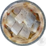 Vomond with spices in oil fillet herring 500g