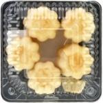 Тарталетки чипсовые маленькие 20шт 50г - купить, цены на Ашан - фото 2