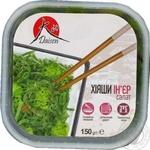 Hiashi salad with mushrooms and seaweed 150g