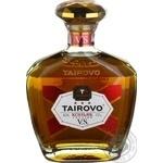 Коньяк Tairovo V.S. 3 звезды 40% 0.5л
