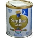 Similac Gold 3 dry milk mixture from 12 months 400g - buy, prices for Novus - image 3