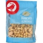 Nuts almond Auchan dried 150g