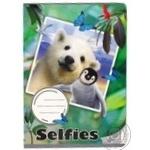 Selfies Notebook A5 32 sheets