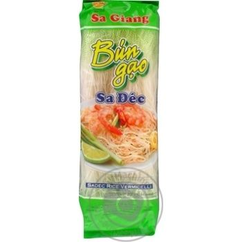 Вермишель рисовая Sa Giang 200г - купить, цены на Novus - фото 4