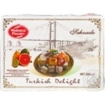 Turkish delight Malatya pazari fruit 200g Turkey