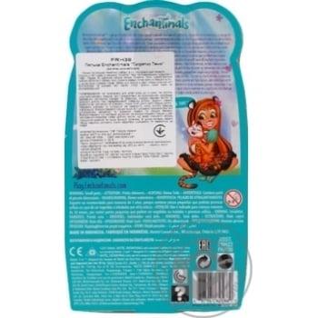 Лялька Enchantimals Тигреня Тензі - купити, ціни на Novus - фото 2
