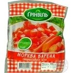 Морква варена Грінвіль 400г
