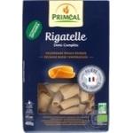 Макаронні вироби Primeal Rigatelle органічні 400г