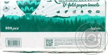 Полотенце бумажное Кохавинка Z-Z 200 листов цвет в ассортименте - купить, цены на МегаМаркет - фото 3
