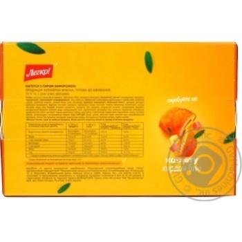 Наггетсы Легко! с сыром замороженные 300г - купить, цены на Ашан - фото 2