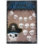 Гирлянда Б Креатив-принт Happy Halloween праздничная