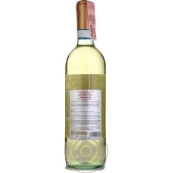 Вино Castellanі Orvieto Classico Cru Tomaiolo DOC белое сухое 12% 0,75л - купить, цены на МегаМаркет - фото 2