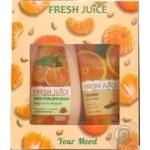 Косметический набор Fresh Juice Your Mood