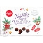 Конфеты Laima шоколадные с Рижским черным смородиновым бальзамом 135г