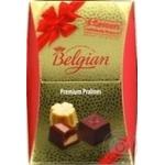 Конфеты The Belgian шоколадные пралине микс 8 вкусов 150г