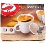 Coffee Auchan Classic ground for coffee makers 18pcs 125g