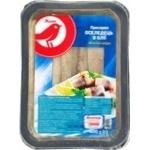 Fish herring Auchan Auchan preserves 400g