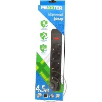 Power strips - buy, prices for Auchan - image 1