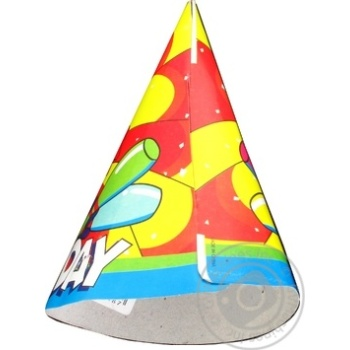 Cap Sharte Tongue for parties 1pc - buy, prices for Auchan - image 2