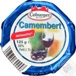 Сыр Coburger Camembert 30% с белой плесенью 125г
