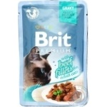 Conserve Brit with beef in sauce for cats 85g