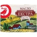 Auchan Extra butter sweet cream 82,5% 200g