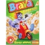 Brava Breakfasts dry milk rings 190g