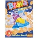 Сніданки сухі Brava пластівці молочні 190г