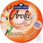 Gel Fresh Vanilla Air Freshener 150g