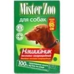 Ошейник Mister Zoo инсекто-акарицидный для собак 65см