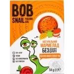 Мармелад Bob Snail яблоко-манго-тыква-чиа без сахара 54г