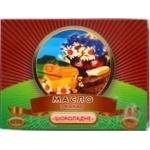 Масло Виньковецкий смак сливочное шоколадное 62% 180г