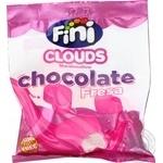 Конфеты зефирные Fini Strawberry Chocolate 80г