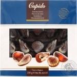 Цукерки Cupido Sea Shells з начинкою праліне лісовий горіх 250г