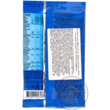 Смесь сухая Taffel Diipi Соус со вкусом сметаны лука и зеленого лука 15г - купить, цены на Ашан - фото 2