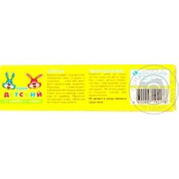 Крем Невская косметика детский от ушибов и ссадин 40мл - купить, цены на Ашан - фото 2